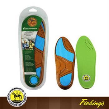 【鞋之潔】美國菲繽FIEBING 701紓壓機能鞋墊