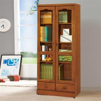 【時尚屋】[5U6]正樟木3x6尺下抽書櫃5U6-193-06