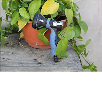 [協貿國際]台灣SELLERY多功能合金水槍噴槍洗車澆花工具園藝單個價