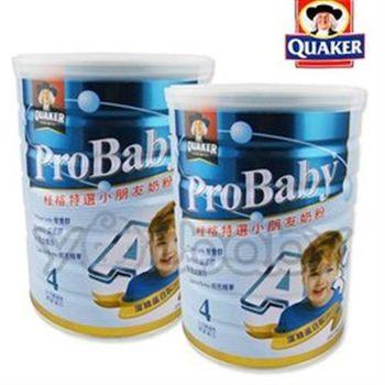 桂格 QUAKER 特選小朋友奶粉-(新)藻精蛋白配方1.5kg x2罐