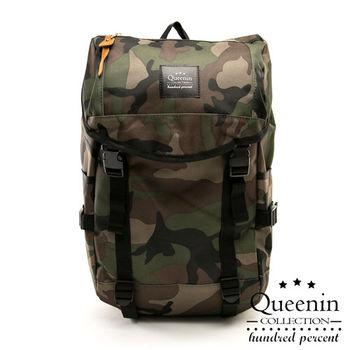 DF Queenin日韓 - 日本女孩專屬大容量後背包-共3色