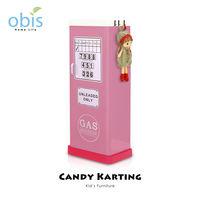 【obis】Kids Neverland 兒童加油箱衣櫃-糖果卡丁車