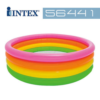 【INTEX】四層彩色泳池 56441