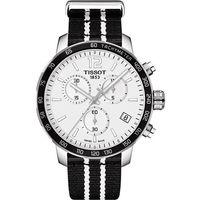 TISSOT天梭 X NBA :聖安東尼奧馬刺隊特別版腕錶-42mm T0954171703707