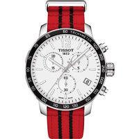 TISSOT天梭 X NBA 芝加哥公牛隊特別版腕錶-42mm T0954171703704