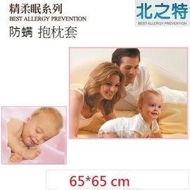 【北之特】防螨寢具_抱枕套_E3精柔眠_ (65*65 cm)
