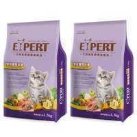 【EXPERT】艾思柏 無穀雙效腸胃保健配方 貓糧 6公斤 X 2包