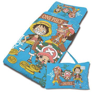 【享夢城堡】航海王 邁向未來系列-兒童睡袋尋寶之路