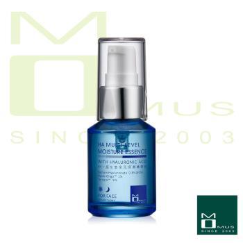 任-MOMUS  HA-超水感多元保濕精華液 EX 30 ml