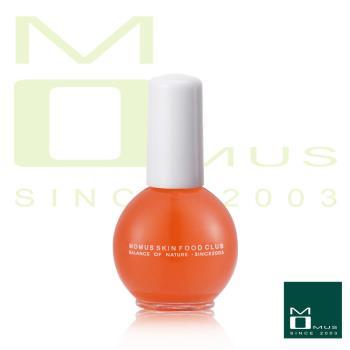 MOMUS 專業保養-硬甲油(橙橘)