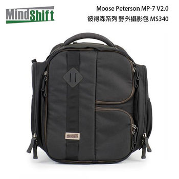 MindShift 曼德士 Moose Peterson MP-7 V2.0 彼得森系列 野外攝影包 S (MS340,公司貨)