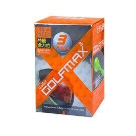 恩悠數位NU高爾夫GolfMAX-3層球