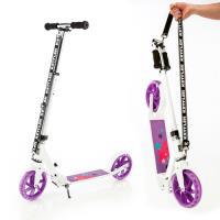德國KETTLER Zero 8 時尚親子滑板車-星空紫