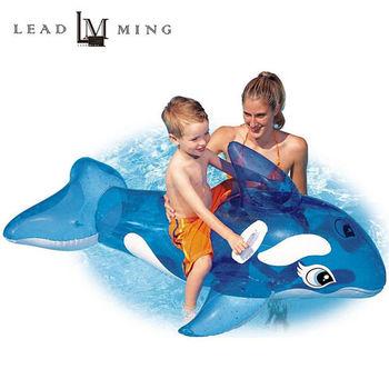 【INTEX】152公分小藍鯨坐騎