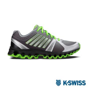 K-Swiss X-160 CMF全方位運動鞋-男-灰/銀/綠