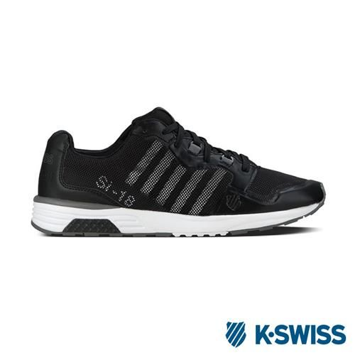 K-Swiss Si-18 Trainer 2.5休閒運動鞋-男-黑/炭灰