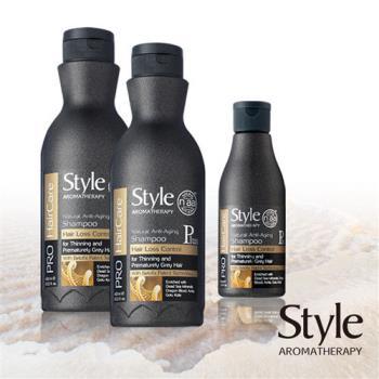 【style】以色列養髮99潔髮精萃-強效升級版(3件組)