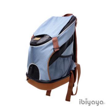 【IBIYAYA依比呀呀】單寧瘋輕量寵物前/後背包(FC1631)