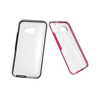 【買一送一】HTC One M9 原廠彩邊雙料透明保護殼HC C1153(台灣代理商-盒裝)