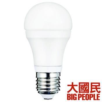 日毓光電 新大國民系列 10W LED球泡燈 4入(冷白光/暖黃光)