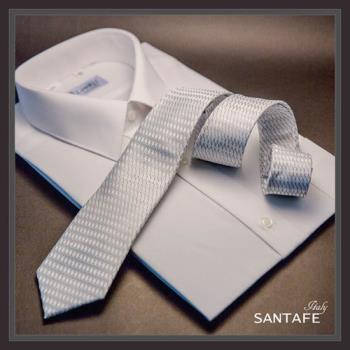 SANTAFE 韓國進口中窄版7公分流行領帶 (KT-128-1601012)