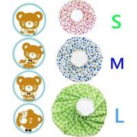 【*可立敷組合】冷熱兩用敷袋S+M+L x3入/熱水袋/冰袋/冰水袋(紅花+藍幸運草+綠格)