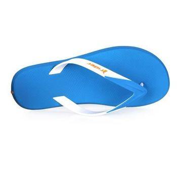 【Rider】男運動拖鞋 -人字拖鞋 夾腳拖 海邊 海灘 沙灘 游泳 寶藍白