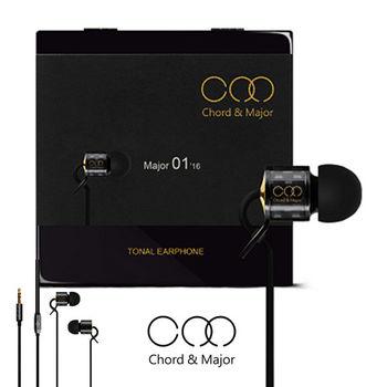 Chord  Major Major 0116 電子音樂調性入耳式耳機