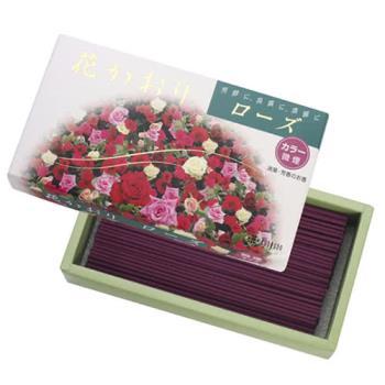 【日本神戶薰壽堂】玫瑰線香 (大)
