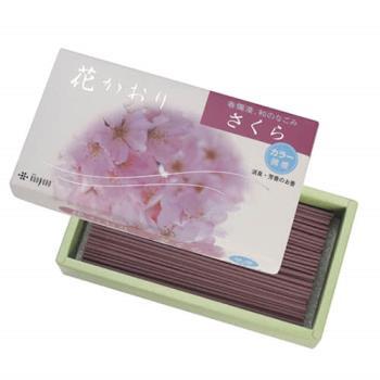 【日本神戶薰壽堂】櫻花線香 (大)