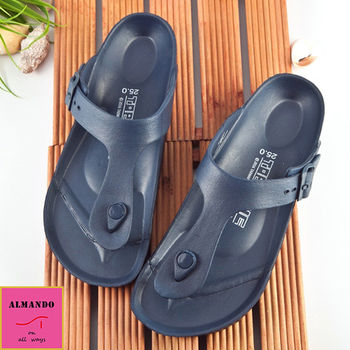 ALMANDO-SHOES ★超質感機能休閒鞋★男性休閒涼鞋 / 防水鞋/海灘鞋