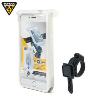 TOPEAK SmartPhone DryBag iPhone 6用 智慧型手機套-白