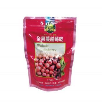 肯寶KB99全果蔓越莓乾(買3送3)6包組