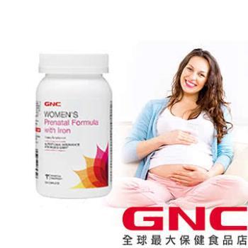 【GNC健安喜】婦寶樂食品錠120顆