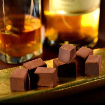 【巧克力雲莊】醇酒生巧克力-白蘭地 威士忌 橙酒 香檳