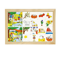 【華森葳兒童教玩具】益智邏輯系列-卡片分類遊戲-四季系列春天與夏天 K5-522815