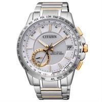 【CITIZEN星辰】光動能GPS萬年曆自動對時腕錶(CC3006-58A / F150)