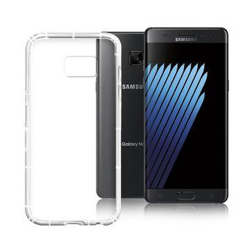 X mart Samsung Galaxy Note 7 強化防摔抗震空壓手機殼