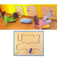 【華森葳兒童教玩具】益智邏輯系列-牆面遊戲-波浪 K2-B23622