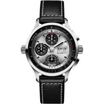 HAMILTON KHAKI AVIATION卡其巡航者計時機械腕錶 H76566751