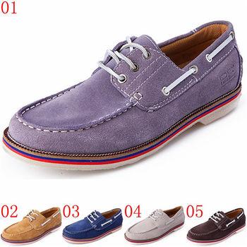 (預購)pathfinder款30021男士潮流低幫反絨低幫休閒皮鞋 PF英倫時尚舒適帆船鞋(JHS杰恆社)