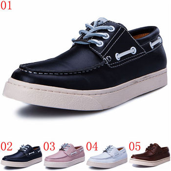 (預購)pathfinder款1080M春季男士馬克邊時尚休閒板鞋PF復古潮流真皮低幫鞋(JHS杰恆社)