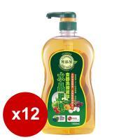 南僑 水晶肥皂食器洗碗精 1000ml*12瓶/箱