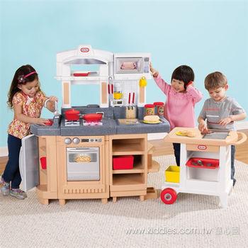 【Weplay】Little Tikes 料理餐車廚房 3200484230