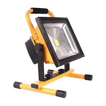 【順合】30W LED戶外防水探照燈/工作燈(白光)
