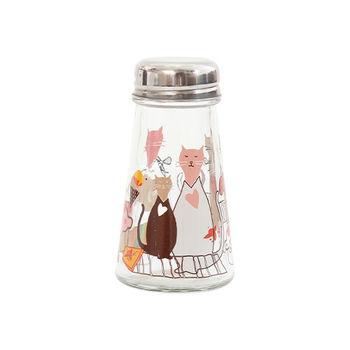 北歐設計貓咪愛甜點胡椒罐