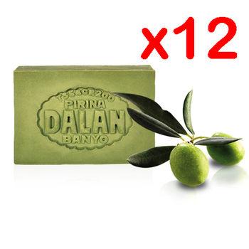 土耳其【DALAN】純橄欖油手工皂 (170gX12入)