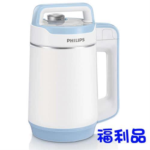 (飛利浦) 全營養免濾豆漿機 HD2069(福利品)