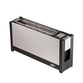 (德國原裝)ritter volcano 3 波紋鋁合金烤麵包機