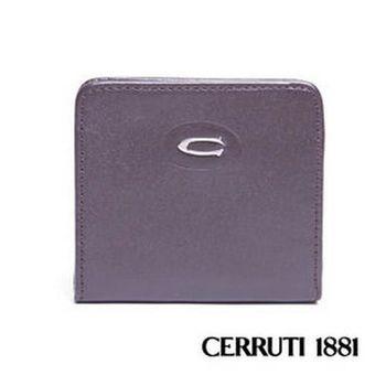 CERRUTI1881拉鍊零錢包040F-E6402